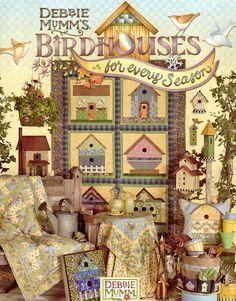Debbie_Mumms_Birdhouses - Марьяна Клементьева - Picasa Web Albums