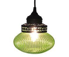 Pendente Luminity Verde - Bivolt