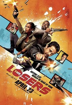 The Losers 2010 Dual Audio BluRay 480p 300mb | 300MB Movie Download in hindi | Worldfree4