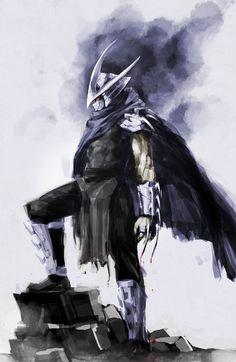 Shredder - TMNT by naratani.deviantart.com