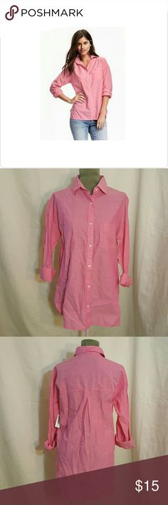 The Boyfriend Shirt Old Navy Old Navy Tops Button Down Shirts