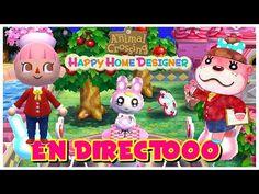 DIRECTO DE ANIMAL CROSSING HAPPY HOME DESIGNER - ¿DUDAS DEL JUEGO?