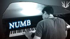 Linkin Park - Numb (Federico Gemignani PIANO COVER)