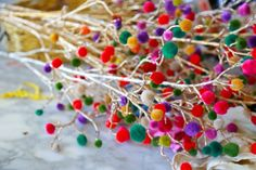 gumdrop branches- from aunt peaches... I am soon making these this year!!!