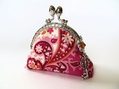 Coin purse Gypsy. Summer 2014 http://mllerousseau.etsy.com