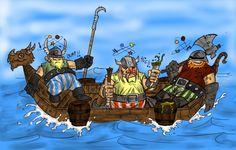 Equipo Gunnar (de  verdad, pueden navegar...)