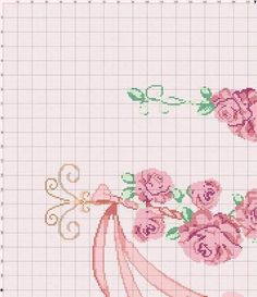 Low cost healthy recipes for two people kids pictures Minnie Baby, Cross Stitch Rose, Bargello, Bed Spreads, Bed Sheets, Cross Stitch Patterns, Needlework, Projects To Try, Embroidery