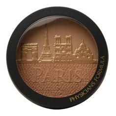 Physician's Formula, Inc., City Glow, Daily Defense Bronzer, Paris, SPF 30, 0.38 oz (11 g)