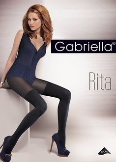 Gabriella Rita Tights In Stock At UK Tights