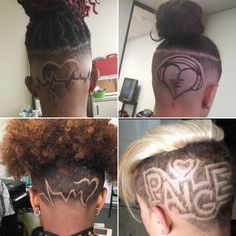 Heart Haircut design by Mickeydabarber Haircut Designs For Men, Hair Unit, Master Barber, Haircuts For Men, Barbershop, Hair Designs, Hair Cuts, Dreadlocks, Heart