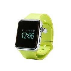 OLED Screen Bluetooth Smartwatch Pedometer Sleep Monitor Health Wristwatch for Android(Green) Iphone 4, Apple Iphone, Ios Phone, Android Smartphone, Bluetooth, Apple Watch 38, Remote Camera, Wearable Technology, Technology Gadgets