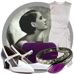 Vintage look book: Dancing on the Edge & Norma Shearer