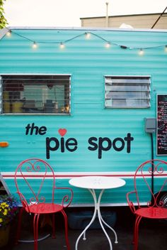 The Pie Spot - Portland, Oregon. Portland has wonderful food carts throughout the City. Oregon Washington, Portland Oregon, Glamping, Oregon Coast, Oregon Usa, Oregon Travel, Road Trippin, Adventure Is Out There, Oh The Places You'll Go
