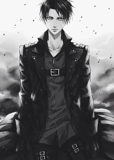 Holy mother of Titans levi just gets better