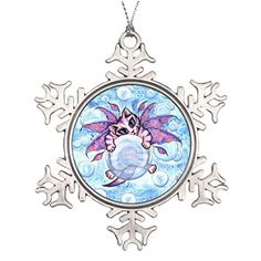 Moc Moc Tree Branch Decoration Bubble Fairy Kitten Cat Waterford Snowflake Ornaments Santa Christmas Snowflake Ornaments -- This is an Amazon Affiliate link. Click image to review more details.