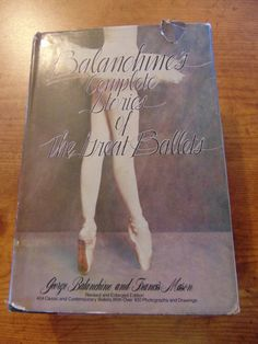 Balanchine's Complete Stories of the Great Ballets by buymybooks  For sale now in my Etsy store.