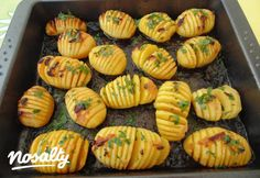 Mézes-citromos burgonyaköret | Nosalty Side Dishes, Muffin, Food And Drink, Pumpkin, Vegetables, Cooking, Breakfast, Health, Recipes