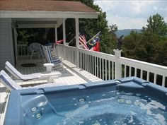 House vacation rental in Maggie Valley from VRBO.com! #vacation #rental #travel #vrbo