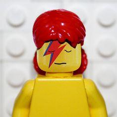 LEGO David Bowie - Brilliant!