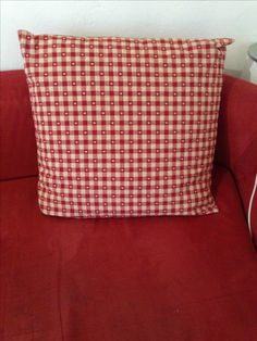 Neues Styling für mein Sofa