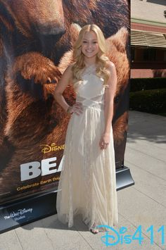 """Video: Sweety High Visited With Olivia Holt About Disneynature's """"Bears"""" And """"Carry On"""""""