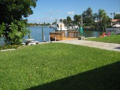 St. Pete Beach Vacation Rental - VRBO 158644 - 2 BR Florida Central West House in FL, Private Tropical Home (Dock Available)