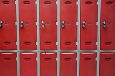 The red lockers at the school. I like the repetition of this photograph and I think the vibrancy of this image has a positive impact. As Im not using this shoot for my finals, this image will not be used.