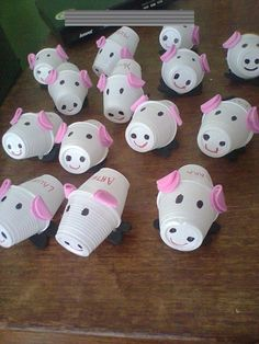 Easter Handprint Cards – Best Art images in 2019 K Cup Crafts, Hand Crafts For Kids, Animal Crafts For Kids, Toddler Crafts, Preschool Crafts, Diy For Kids, Arts And Crafts, Farm Theme Crafts, Farm Activities