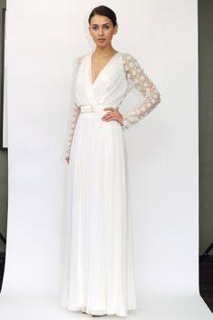 Temperley colección vestidos de novia Otoño - Invierno 2014/2015.