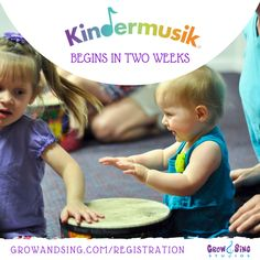 Kindermusik classes begin two weeks from today! Are you registered? www.growandsing.com/registration #orlando #kindermusik #babymusicclasses #toddlermusicclasses #musicclassesinorlando #activitiesinorlando #thingstodoorlando #thingstodoinorlando #education #music #earlychildhoodmusiceducation