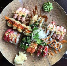 """sushi-aesthetic:  """"  """"  sushi aesthetic"""