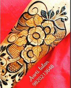 For Bridal Mehndi booking and Mehndi classes call on #