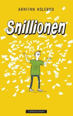 Arnfinn Kolerud: Snillionen | Nynorskbok.no