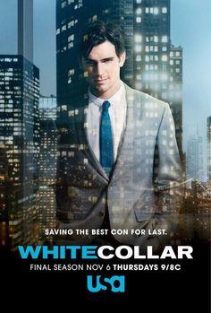 #WhiteCollar   Final Season   USA