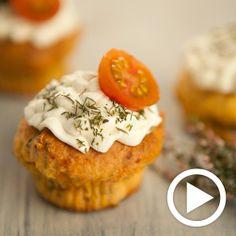 Queso Mozzarella, Chula, Salmon Burgers, Tapas, Cupcakes, Ethnic Recipes, Food, Salads, Appetizers