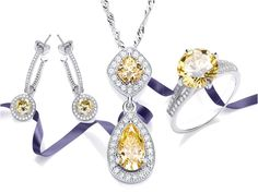 BOUTON yellow collection