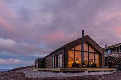MWC moderne hytte tegnet av Frogner arkitektkontor