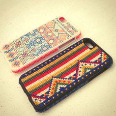 刺繍糸で作る、ポップなオリジナルiphoneケースを紹介♡ - NYLONブログ(ファッション・ビューティ・カルチャー情報)