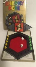 Sneaky Pete Bluffing Game 1986 Pressman Toy Complete Free Shipping