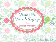 Free Printable Games and Icebreakers for Women's Retreat Ministry Ministry: from Creative Ladies Ministry Christian Women's Ministry, Christian Life, Bible Games, Christian Artwork, Partys, Bible Lessons, Small Groups, Free Printables, Bible Verses