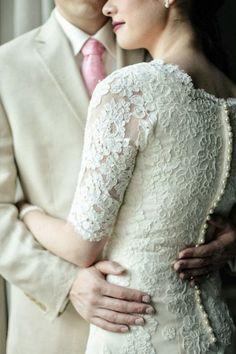 Vintage Wedding Photos by Elisabeth Kate Studios Vintage Wedding Photos, Wedding Pics, Wedding Bells, Wedding Ideas, Modest Wedding Dresses, Wedding Gowns, Lace Wedding, Perfect Wedding, Dream Wedding