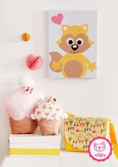 tolle Dekoration fürs Kinderzimmer