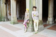 kaleidoscope | styled by stephanie williams, lensed by jane chardiet