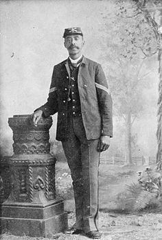 John Denny (1846 – November 26, 1901) was a Buffalo Soldier in the United States Army and a recipient of America's highest military decoration—the Medal of Honor—for his actions in the Indian Wars of the western United States.