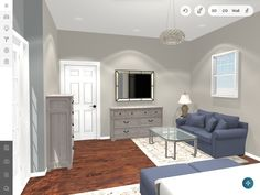 Macy's in-store Room Designer delivers unmatched realism, speed and usability. Room Designer, Room Planner, Ecommerce, 3 D, Gallery Wall, Interior Design, Store, Inspiration, Furniture