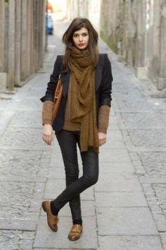 How to wear: de platte veterschoen - Mode - How to wear - Style Today