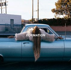 """Consider your Black History Month MADE. Beyoncé just released a new video for her song """"Formation,"""" and it is just the pro-black banger we've been waiting for. Set against a New Orleans backdrop, Bey combines powerful imagery (like standing on a New Orleans PD cop car) with even more powerful lyrics"""