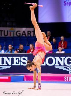 Ekaterina Volkova (Finland), World Championships (Stuttgart) 2015