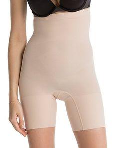 Yummie Womens Cooling FxTM High Waist Thigh Shaper Shapewear Thigh Shapewear