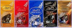 I'm learning all about Lindt LINDOR Truffles at @Influenster!